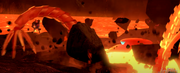 Omnidroid surprises incredible in lava pit.png