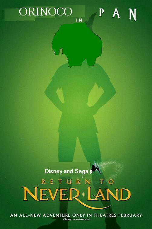 Orinoco Pan 2: Return to Neverland