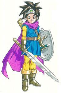 Heroine (Dragon Quest III)