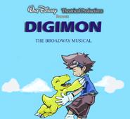 Disney Digimon on Broadway
