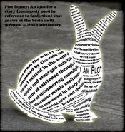 Plot Bunny by SCA Brat