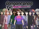 Danganronpa V4 Rocky Restarts