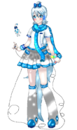 Andopoid Anya Official (Snow ver)