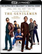 The Gentlemen 2020 USA 4K Ultra HD cover