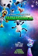 A Shaun the Sheep Movie Farmageddon 2019 poster 2