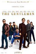 The Gentlemen 2020 poster 2