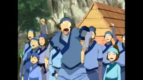 Avatar TLA Foaming Mouth Guy