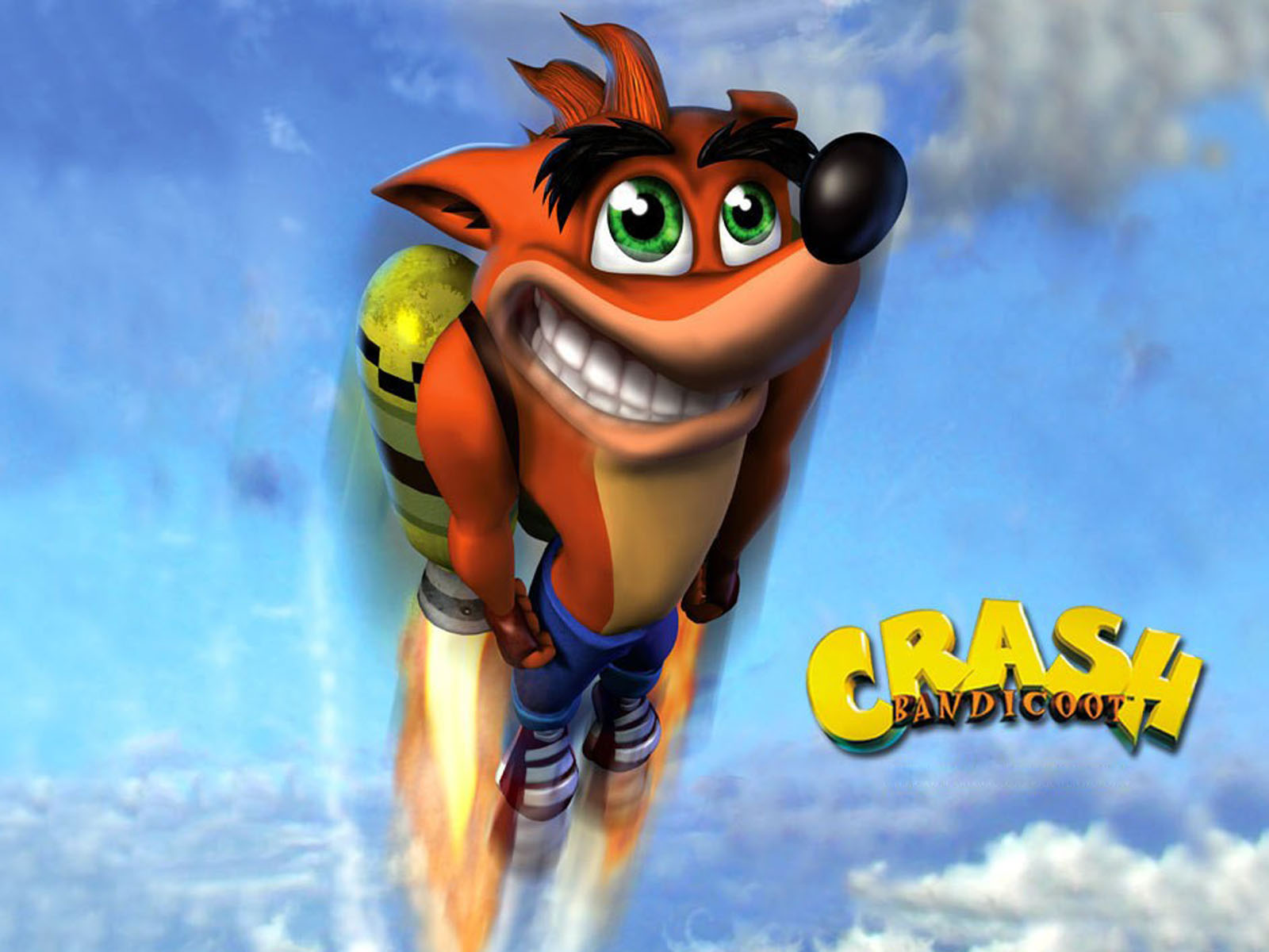 Crash Bandicoot (Reboot)