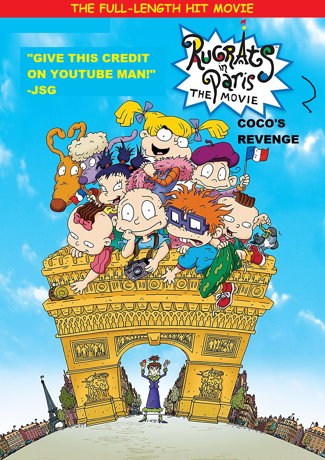 Rugrats in Paris: The Movie 2: Coco's Revenge(VHS)