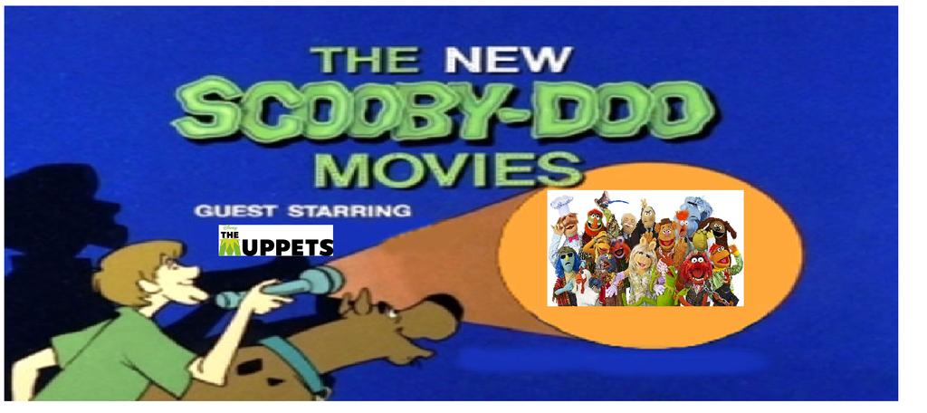 Scooby-Doo Meet the Muppets