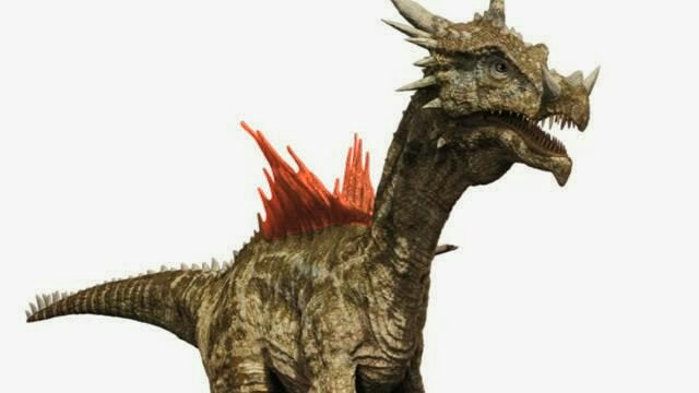 Pyrosaurus