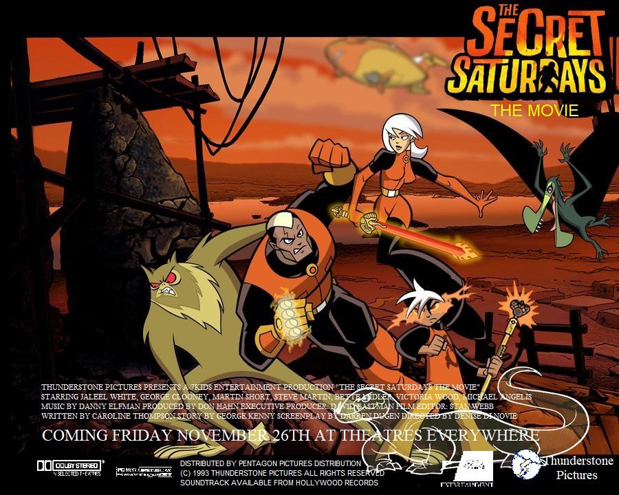 The Secret Saturdays The Movie