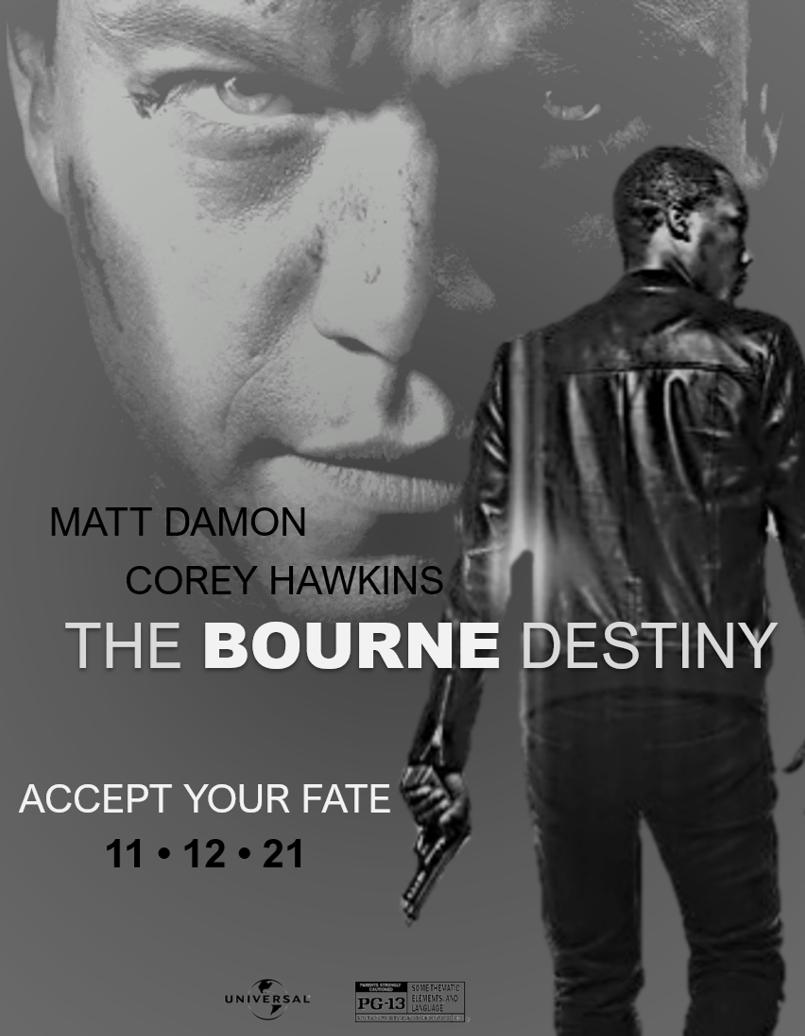 The Bourne Destiny