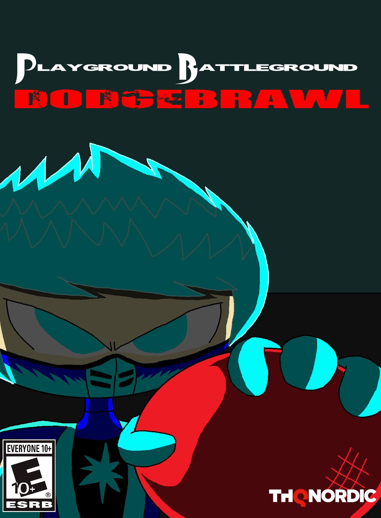 Playground Battleground: Dodgebrawl