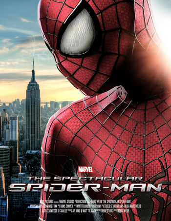 The spectacular spider man poster i spider man by mrsteiners-d6q3e9h.png
