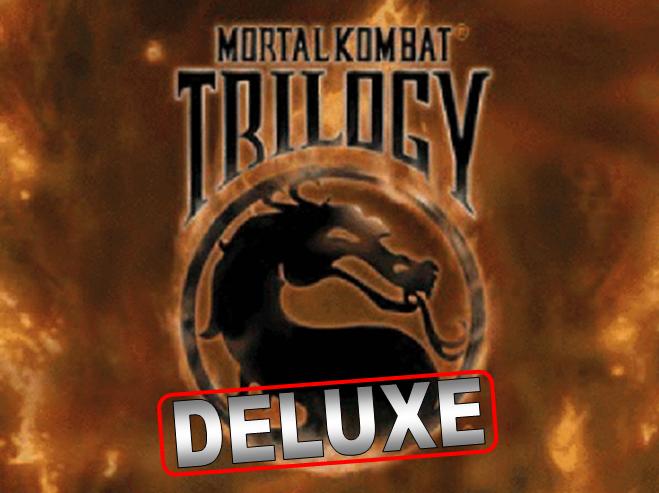 Mortal Kombat Trilogy Deluxe