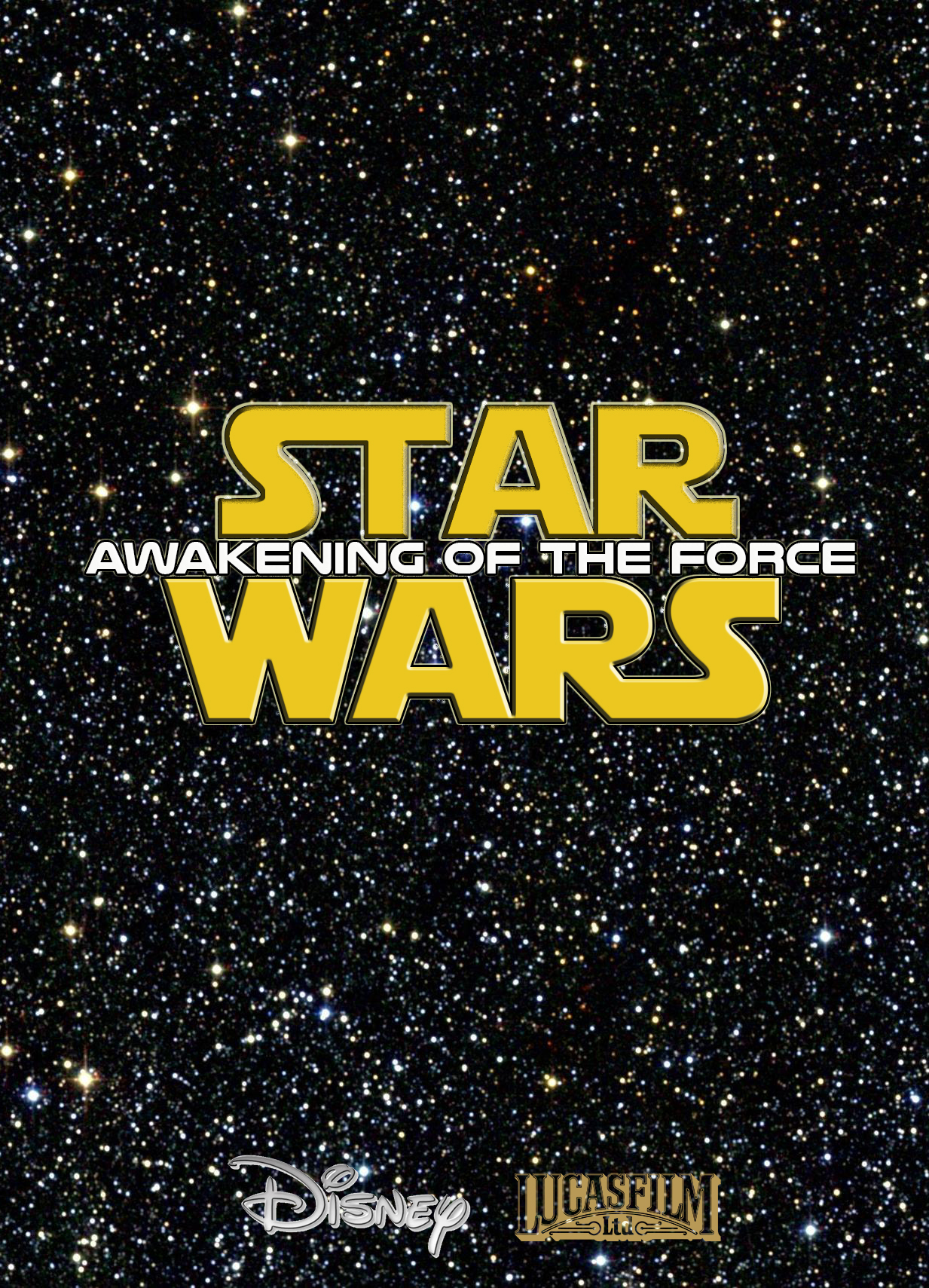 Star Wars Episode VII: Awakening of the Force