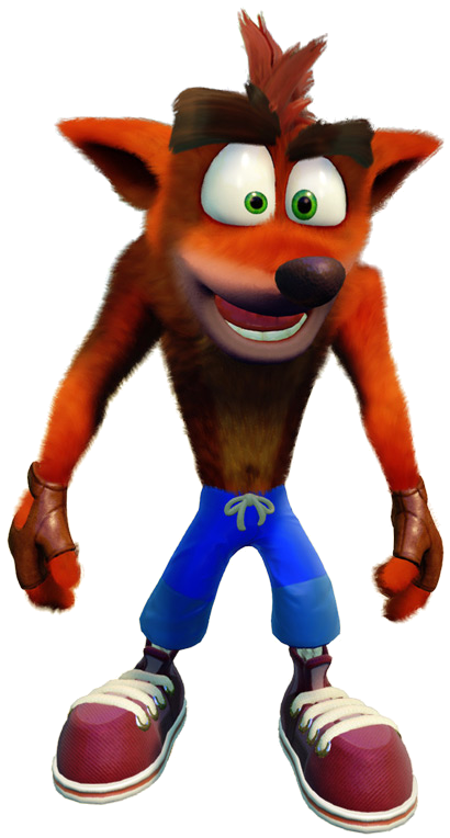 Crash Bandicoot (M.U.G.E.N Trilogy)