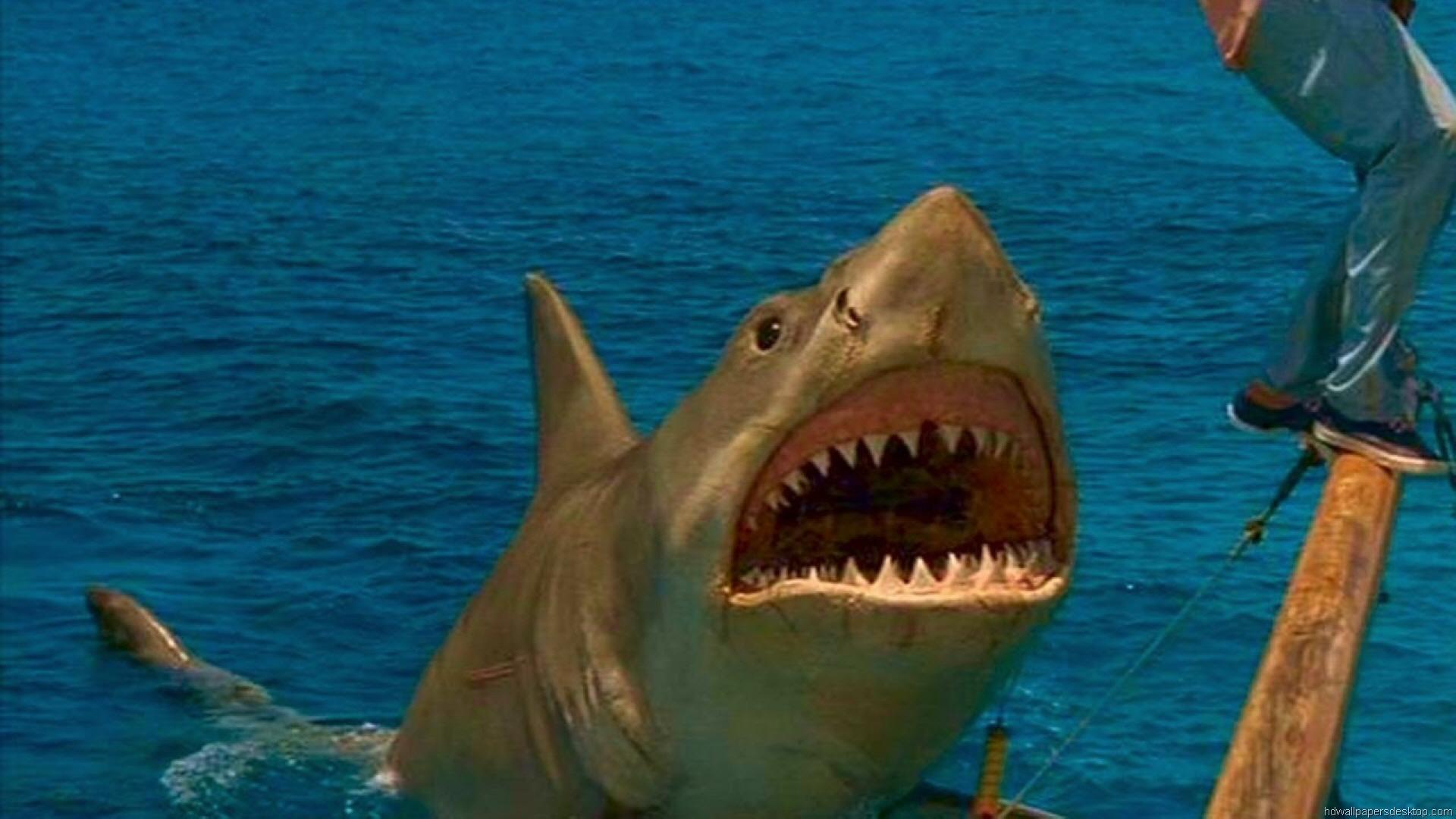 Jaws (Series) Deaths