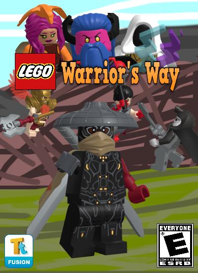 LEGO Warrior's Way