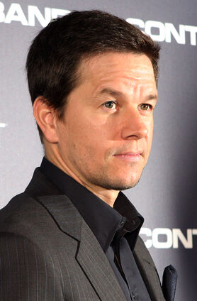Mark Wahlberg at the Contraband movie premiere in Sydney February 2012.jpg