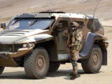 STL Armored Patrol Vehicle