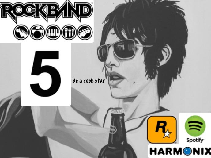 Rock Band 5