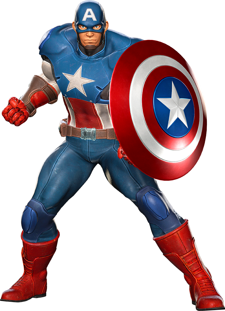 Captain America (M.U.G.E.N Trilogy)