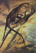 CompsognathusFight