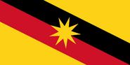 Sarawak flag