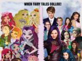 Ever After High X Disney's Descendants