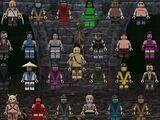 LEGO Mortal Kombat:The Video Game
