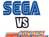 SEGA vs. Shonen Jump