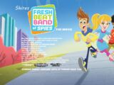 Fresh Beat Band of Spies The Movie