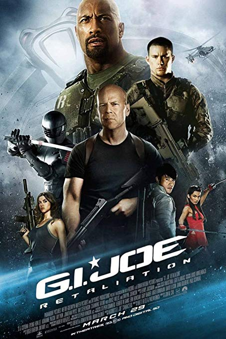 Gi joe retalation (2019)