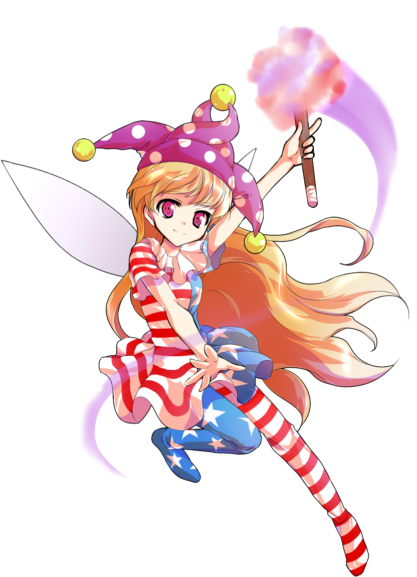 Clownpiece's Ridiculous Lunatic Adventures