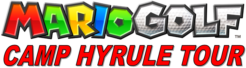Mario Golf: Camp Hyrule Tour