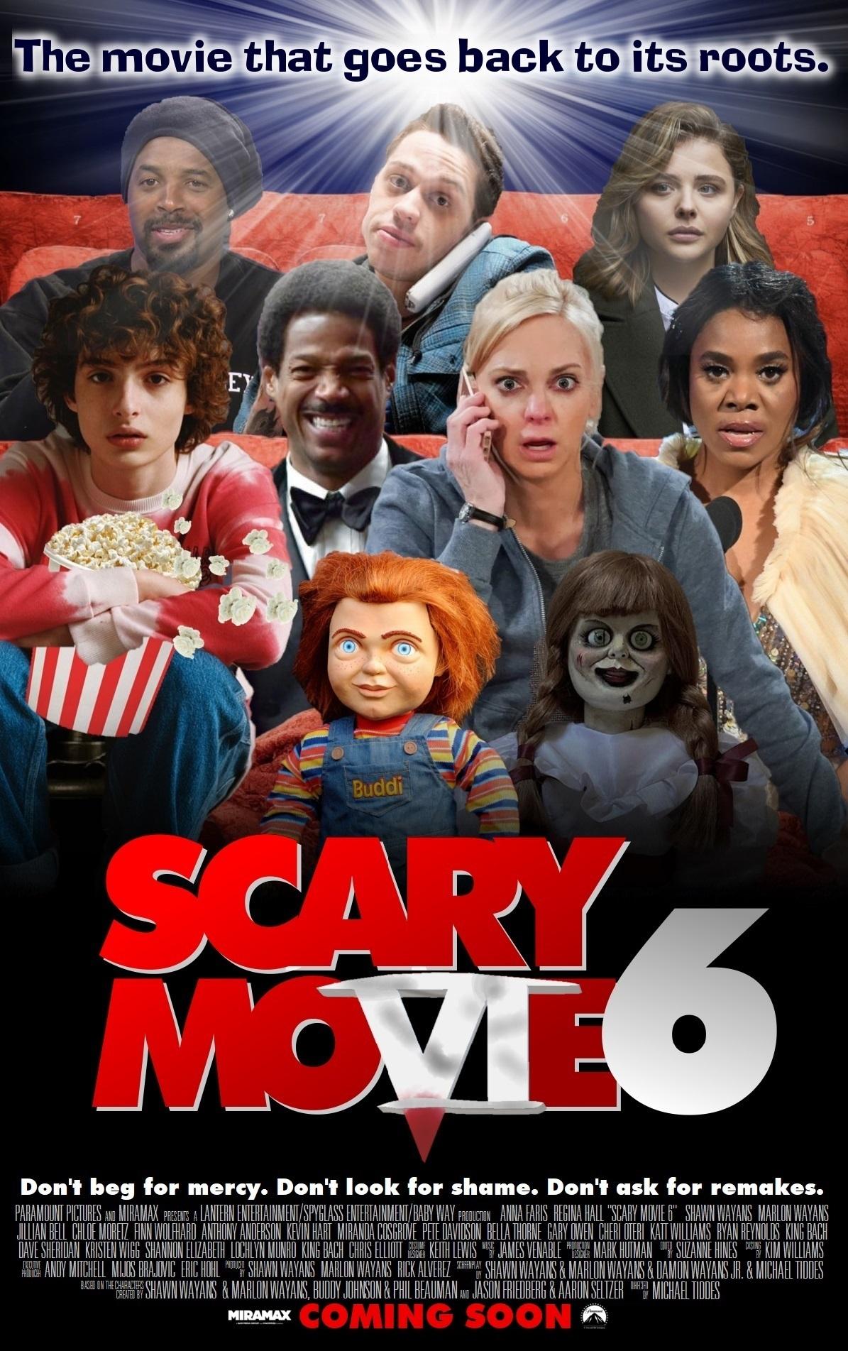 Scary Movie 6 (2021)