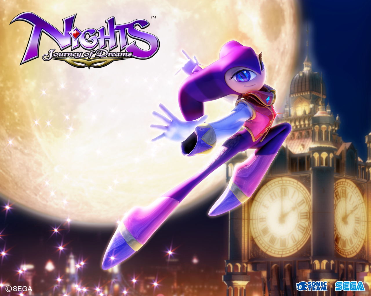 NIGHTS: Journey of Dreams (Live Action Movie)