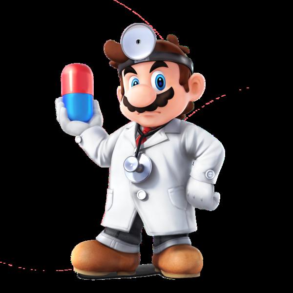 Dr. Mario (SSB4NS)