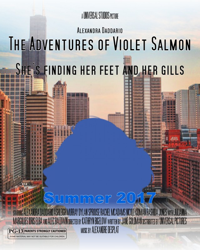 The Adventures of Violet Salmon