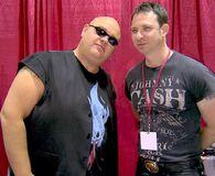 Paul Schrier and Jason Narvy