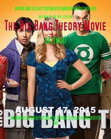 The Big Bang Theory Movie