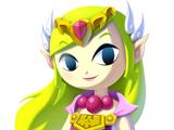 Toon Zelda (M.U.G.E.N Trilogy)