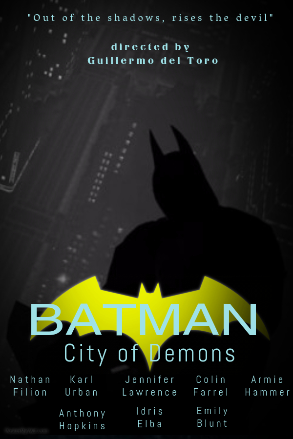 Batman: City of Demons