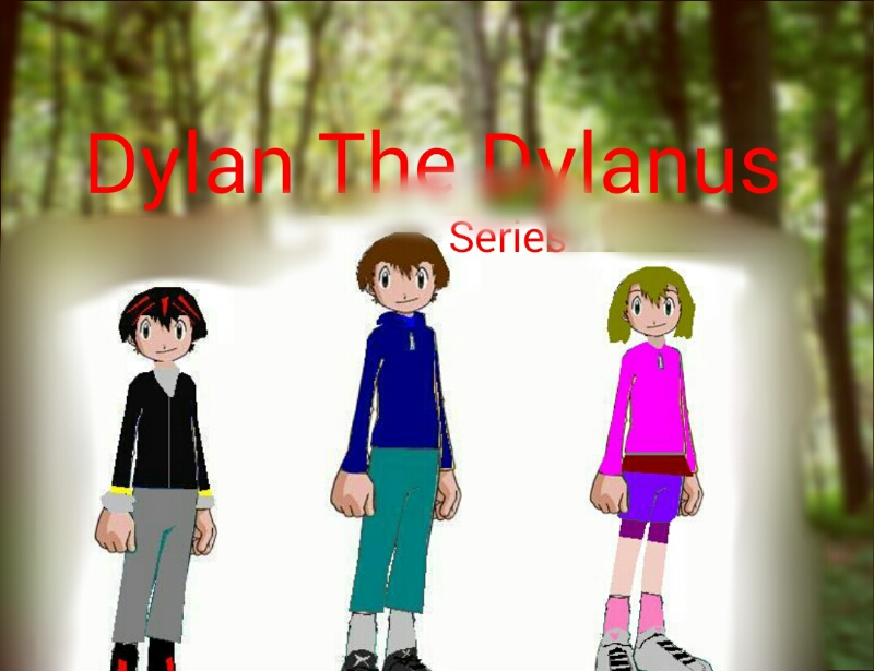Dylan The Dylanus (TV Series)