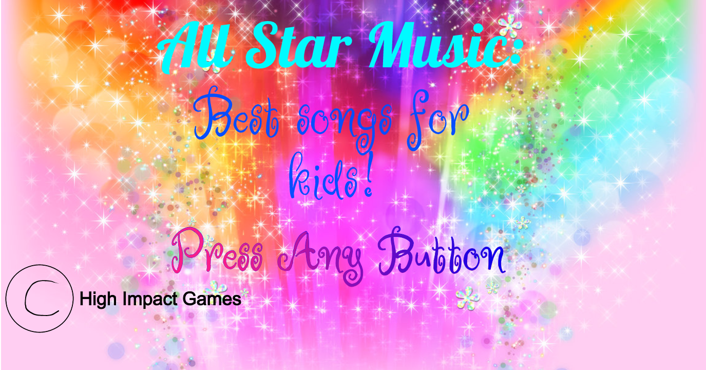 All Star Music: Best Songs For Kids!