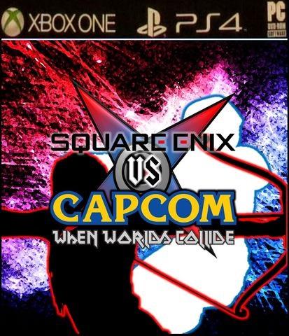 Square-Enix vs. Capcom: When Worlds Collide