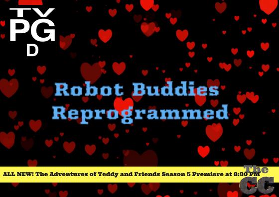 Robot Buddies Reprogrammed