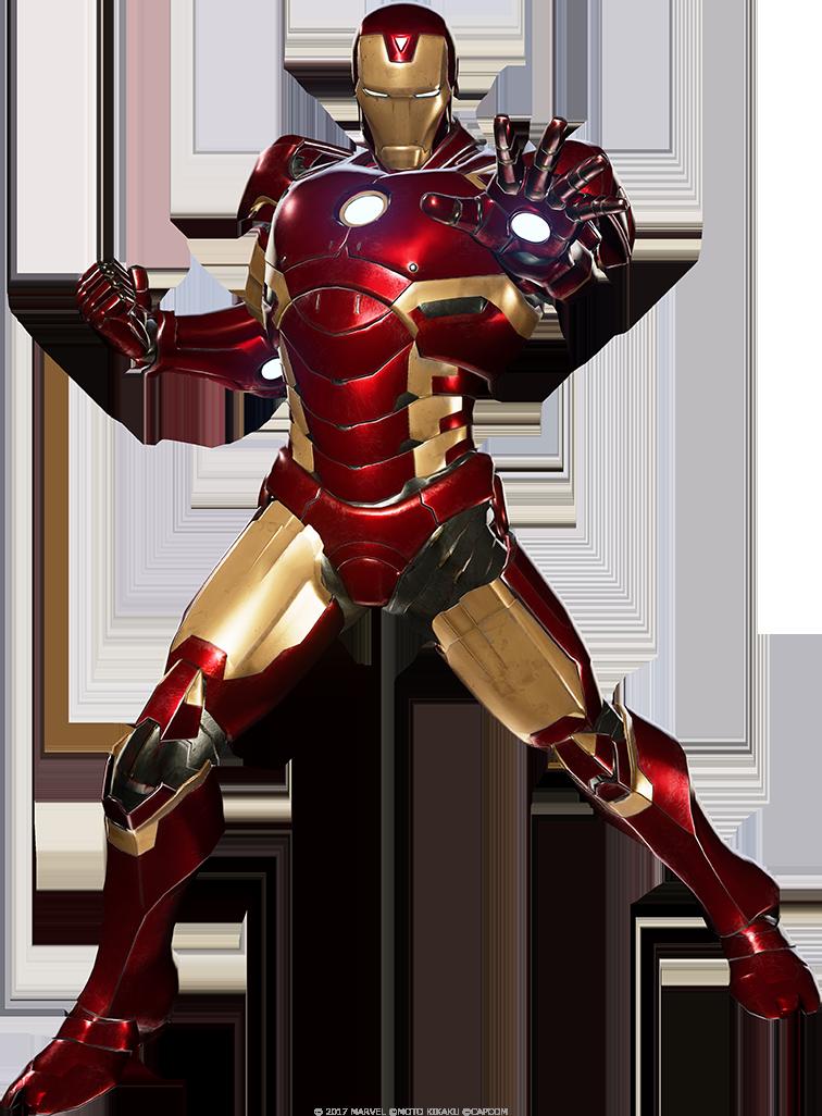 Iron Man (MvCA)